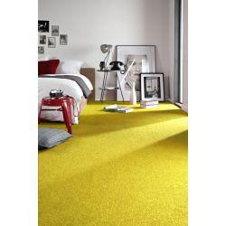 Wykładzina dywanowa ETON 502 żółty
