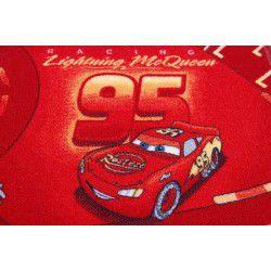 Wykładzina dywanowa DISNEY CARS czerwień
