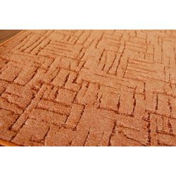 Wykładzina dywanowa KASBAR 881 rudy