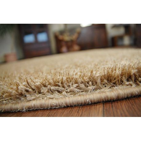 Wykładzina dywanowa SHAGGY CARNIVAL 33 jasny beż
