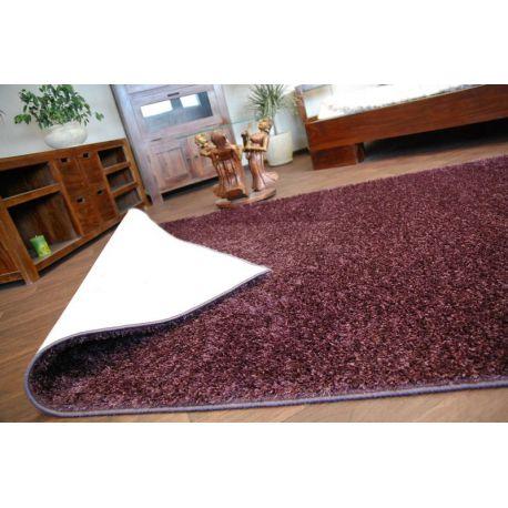 Wykładzina dywanowa SHAGGY CARNIVAL 19 śliwka