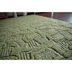Wykładzina dywanowa MESSINA 022 zieleń