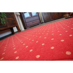 Wykładzina dywanowa CHIC 110 czerwień