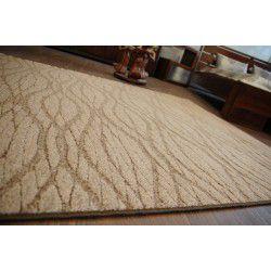 Wykładzina dywanowa FLOW 992 brąz