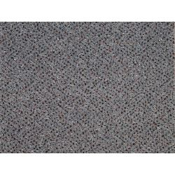 Wykładzina dywanowa WELUROWA TECHNO STAR 930 szary
