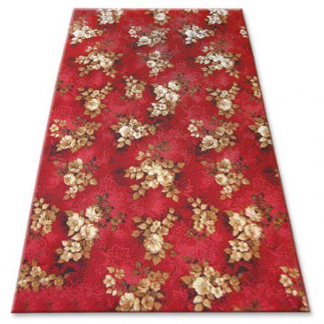 Wykładzina dywanowa WILSTAR 10 czerwień