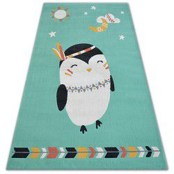 Dywan PASTEL 18401/043 - PINGWIN zielony