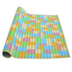 Wykładzina dywanowa dla dzieci LEGO
