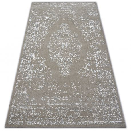 Dywan SENSE 81261 beż/biały