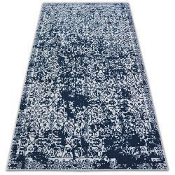 Dywan SENSE 81260 biały/niebieski