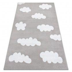 Dywan BCF ANNA Clouds 2661 Chmurki szary
