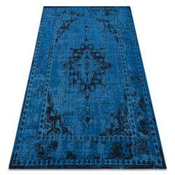Dywan Vintage 22205073 niebieski