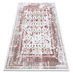 Dywan Vintage 22212061 krem / czerwony