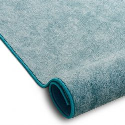 Wykładzina dywanowa SERENADE turkus 586