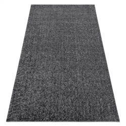 Nowoczesny dywan do prania ILDO 71181070 antracyt szary