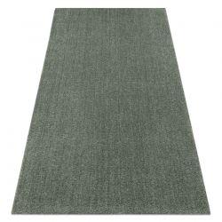 Nowoczesny dywan do prania LATIO 71351044 zielony