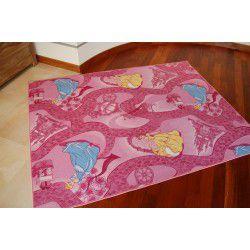 Wykładzina dywanowa DISNEY CELEBRATION róż