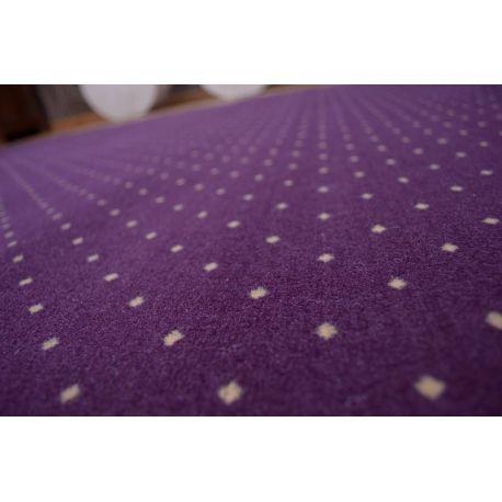 Wykładzina dywanowa AKTUA 087 fiolet