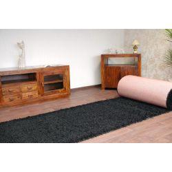 Wykładzina dywanowa SHAGGY 5cm czarny