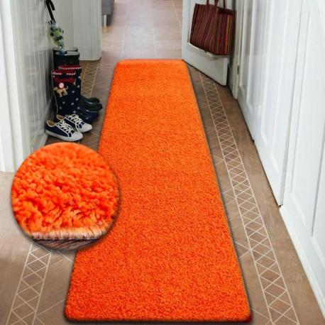CHODNIK SHAGGY 5cm pomarańcz