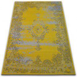 Dywan Vintage Rozeta 22206/025 żółty