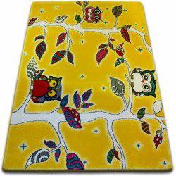 Dywan KIDS Forest żółty C427
