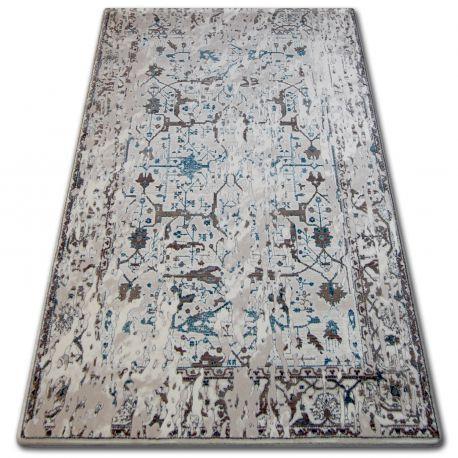 Dywan AKRYL TALAS 0309 White/Glass Blue