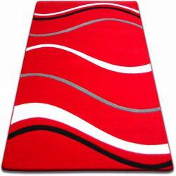 Dywan FOCUS -  8732 czerwony