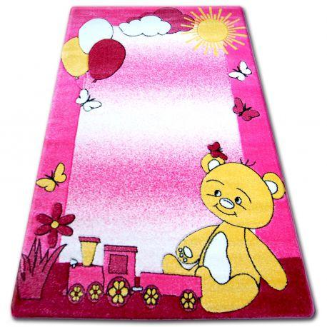 Dywan dziecięcy HAPPY C210 różowy