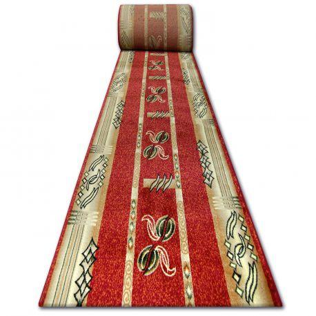 Chodnik HEAT-SET PRIMO 5123 czerwony