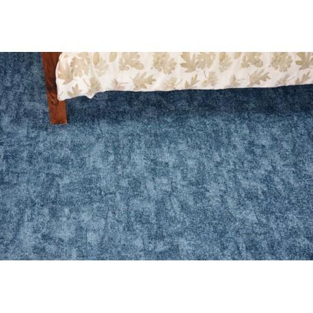Wykładzina dywanowa POZZOLANA niebieski 78