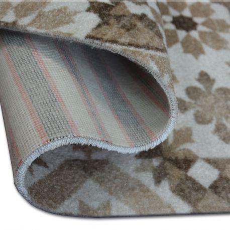 Wykładzina dywanowa MAIOLICA beż 34 styl lizboński LISBOA